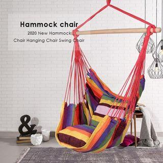 Knoxolur Hanging Hammock Chair (Limited Stocks)