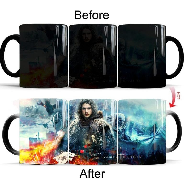 Kyreeewer cup – game of thrones 2  (Limited Stocks)