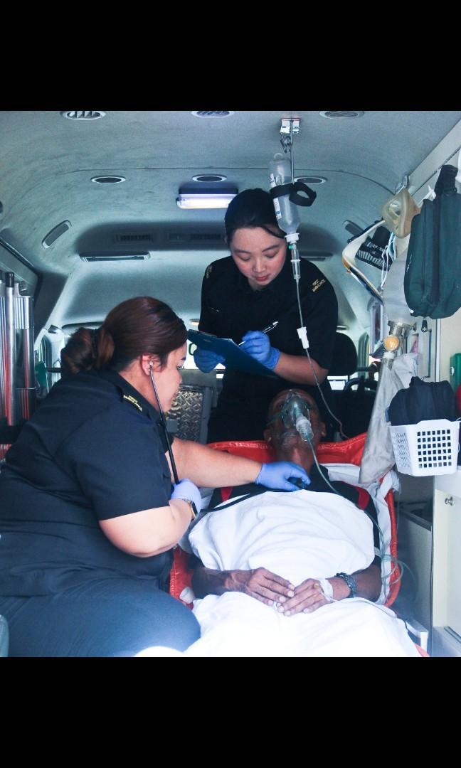 Medic/EMT/Paramedic