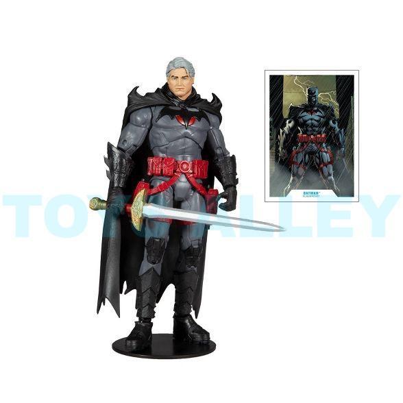 [Preorder] McFarlane DC Multiverse Flashpoint Batman Thomas Wayne - Unmasked -