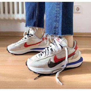🔥Sacai X Nike VaporWaffle 聯名款增高厚底鞋休閒運動鞋 🔥