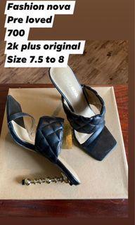 Sexy heels by Fashion Nova