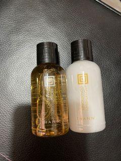 Thann 洗頭水/護髮素 sample