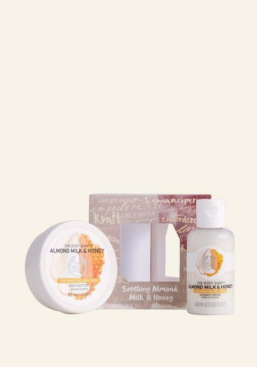 The Bodyshop Gift Set