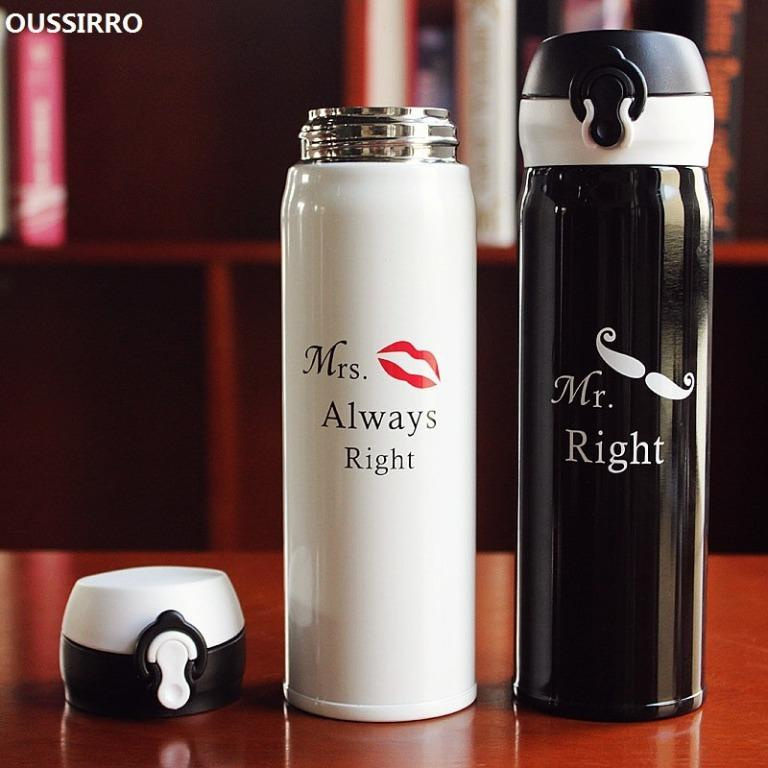 Titanewer themo cup – Mr.Always Right (Limited Stocks)