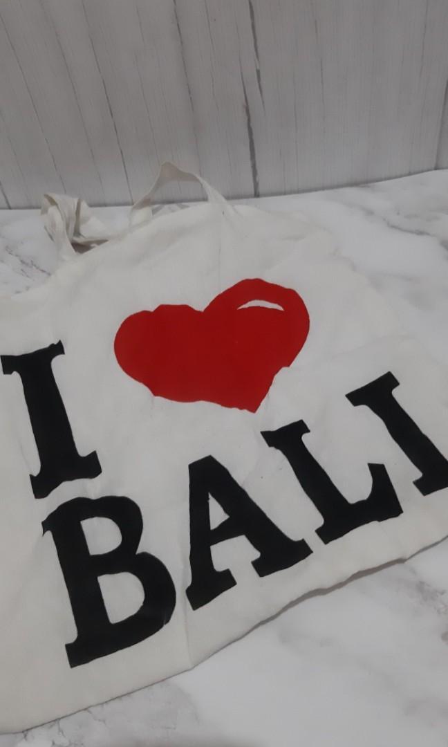 TOTEBAG I LOVE BALI
