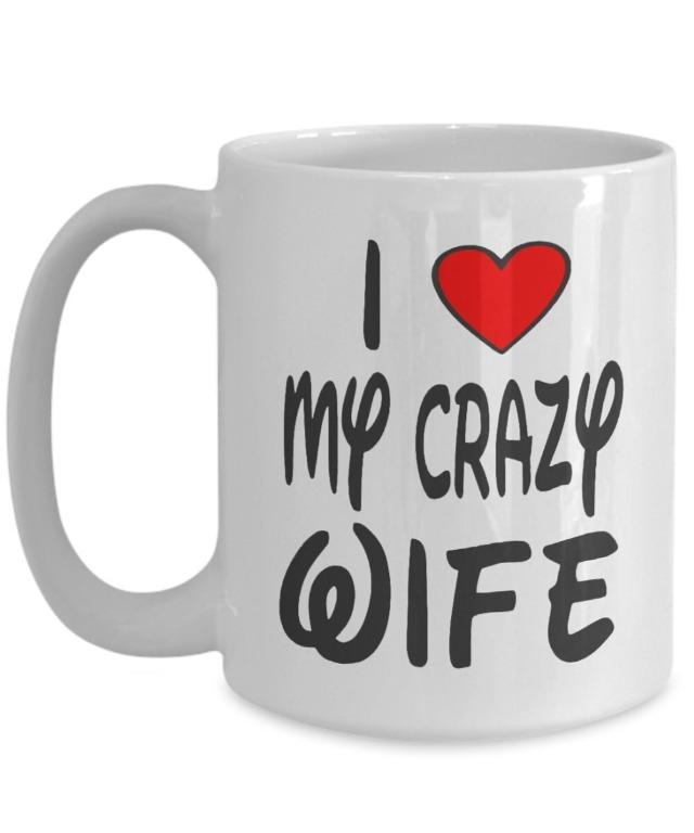 Vicenteewer cup my crazy wife(Limited Stocks)