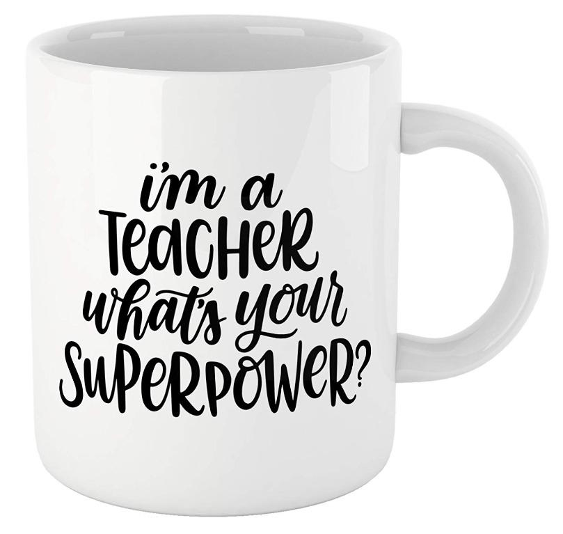 Vincenzoewer cup I'm a teacher (Limited Stocks)