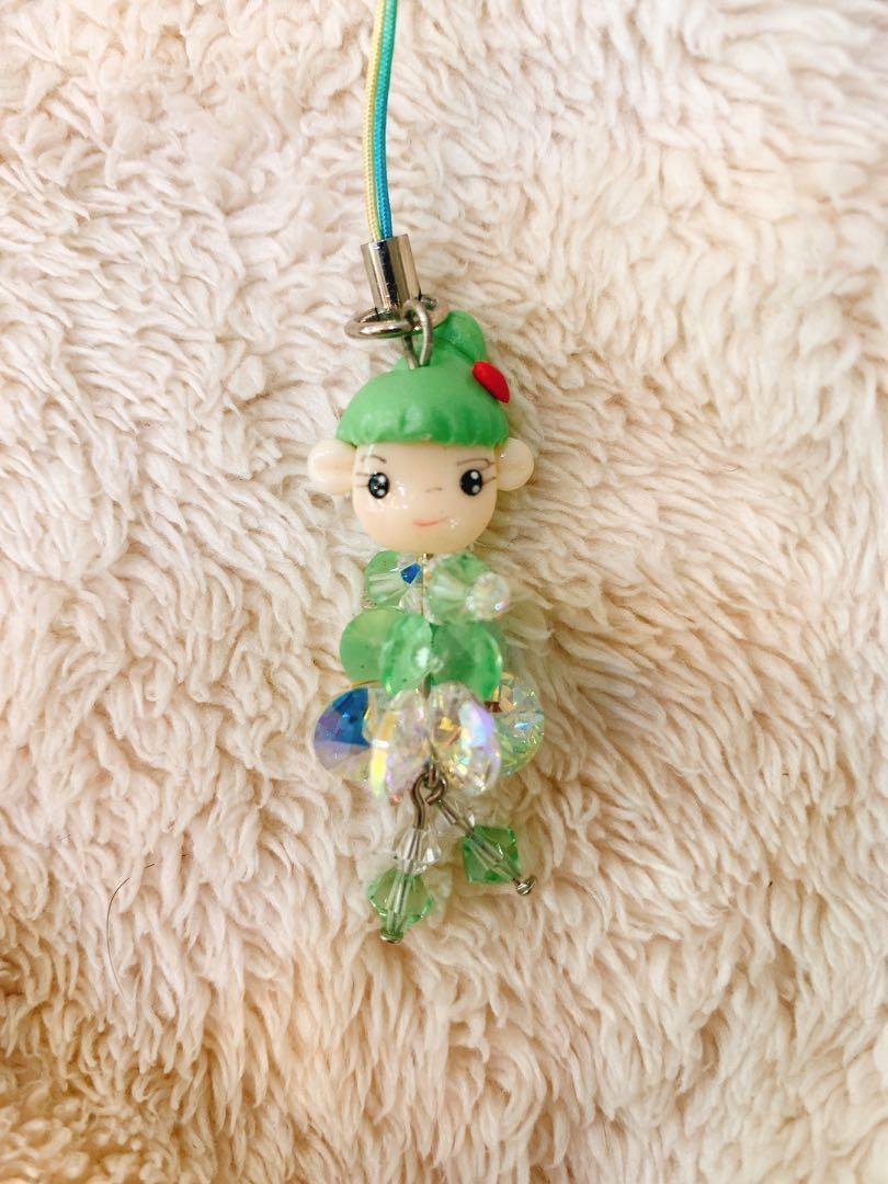 綠色仙子 職人工坊 施華洛世奇水晶 純手工串珠