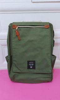 Anello inspired bag warna army
