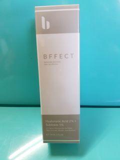 BFFECT 2%多重玻尿酸+1%寡糖胺基酸