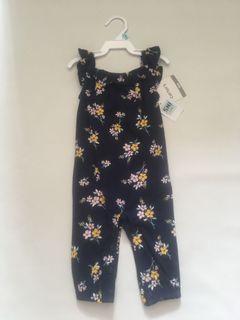 Carter's Baby Girl Jumpsuit