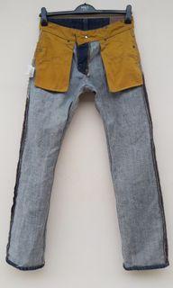 Celana jeans Levi's 523 original