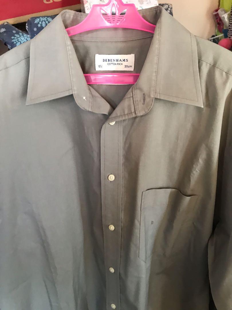 Debenhams Long Sleeve Male Men S Fashion Tops Sets Sleep And Loungewear On Carousell [ 1080 x 810 Pixel ]