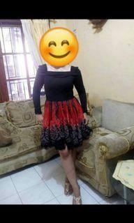 Dress impor