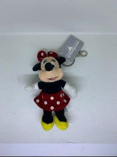 Gantungan kunci boneka Minnie Mickey Mouse Disney Disneyland