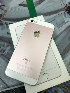IPhone SE 64GB Gen 1 Fulset
