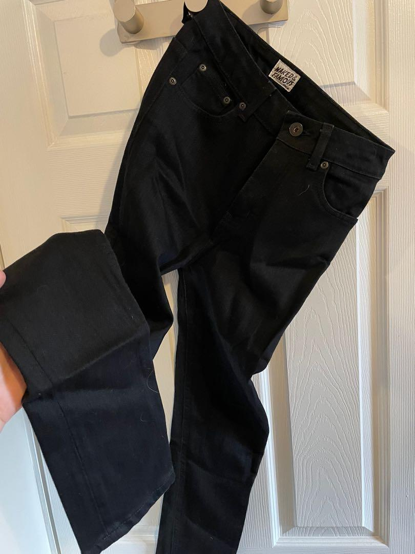 NAKED & FAMOUS jeans