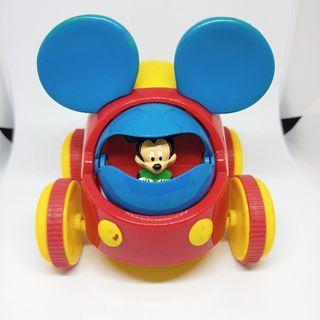 Original Mickey Mouse Press & Go Toy