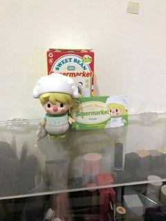 POP MART 泡泡瑪特 小甜豆超市系列 水餃