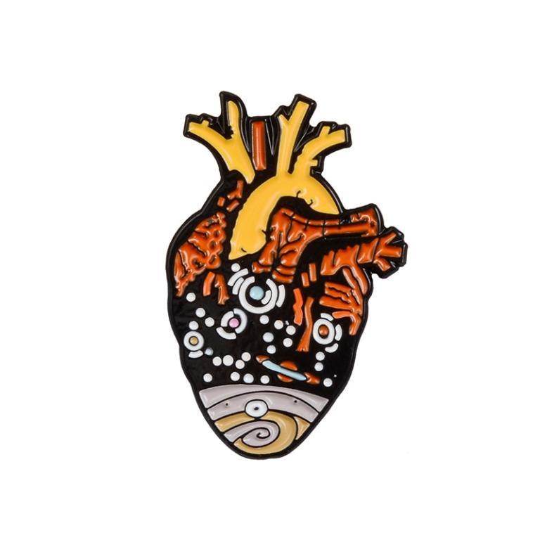 Sergioelle Pin Badge (Limited Stocks)