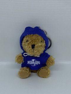 Universal Studio Teddy Bear Keychain