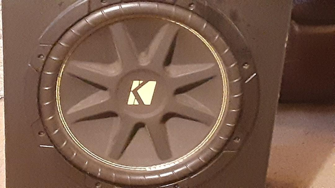 """12"""" kicker competition subs"""