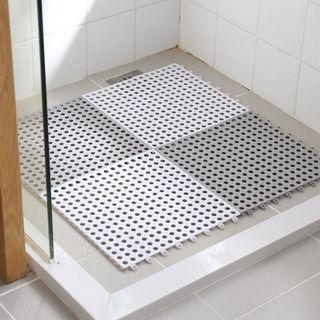 【品川製物 浴室防滑墊(6入組)】