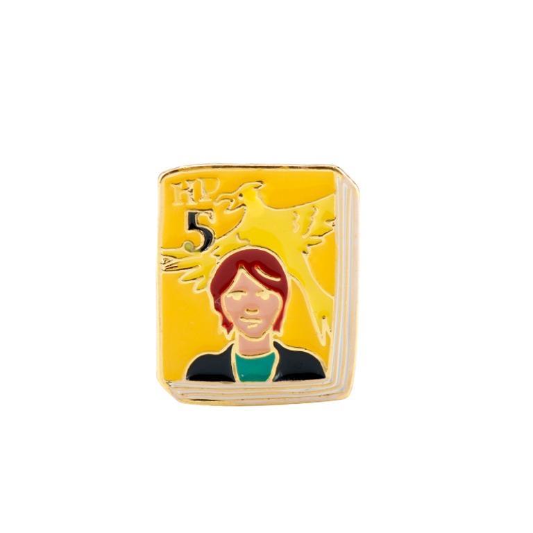Fabianelle Pin Badge (Limited Stocks)
