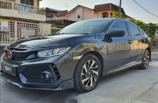 HONDA CIVIC FC 1.8 SAMBUNG BAYAR