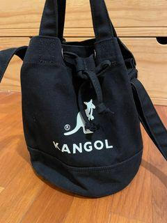 Kangol水桶包