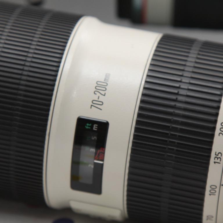 Lensa Canon EF 70-200 mm f2.8 IS II