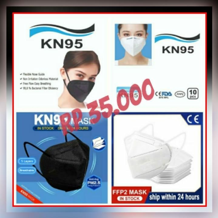 Masker KN 95
