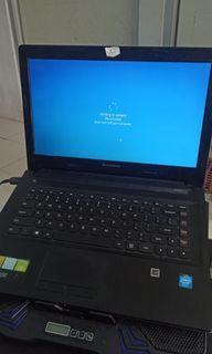 Notebook Lenovo Ideapad G40-30 (Upgrade RAM + SSD)