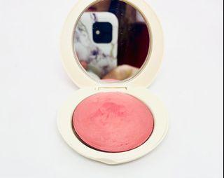 Peach My Cheeks Melting Blush Powder in So Peachy