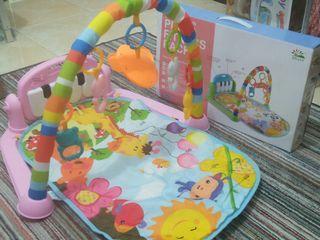 Mainan bayi Fitness Rack Shiyan