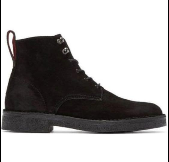 PS Paul Smith Suede boots