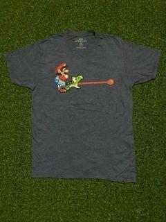 !!!Last price!!! Super Mario World X old games t-shirt