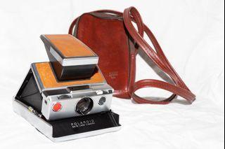 SX-70 Polaroid Land