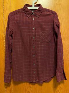 Uniqlo 棉質襯衫