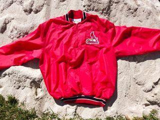 Vintage DeLong Cardinals Jacket