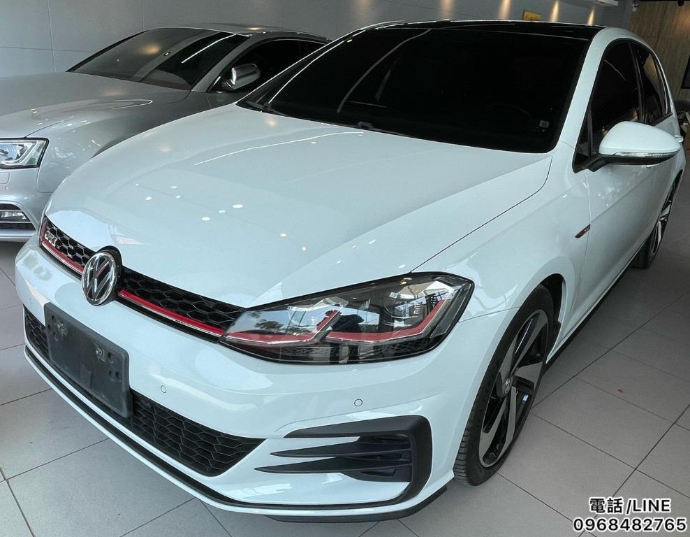 2017年 福斯VW GOLF 7.5代 月繳只要7500起即刻入主