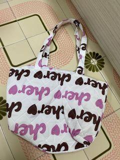 英文字母手提袋
