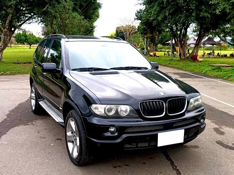 【阿傑中古車】BMW X5豪華休旅