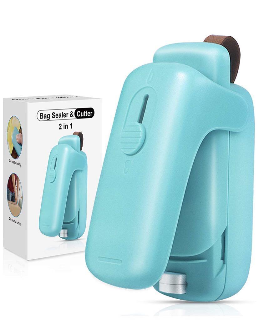 Brand new Bag Sealer, Mini 2 in 1 Heat Sealer & Cutter