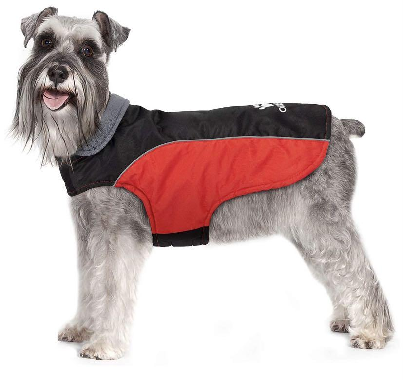 Brand new Dog Coat Waterproof, Warm Dog Jacket for Fall Winter SIZE XL