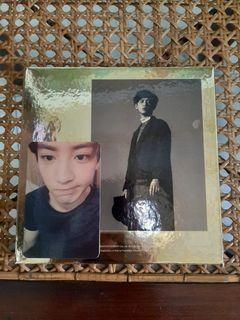 EXO - EXODUS CHANYEOL SET VER ALBUM PHOTOCARD PCY PC OFFICIAL UNSEALED PRELOVED
