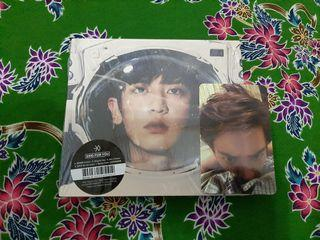 EXO - SING FOR YOU ALBUM KOREAN VER CHANYEOL SET PHOTOCARD PC OFFICIAL  UNSEALED