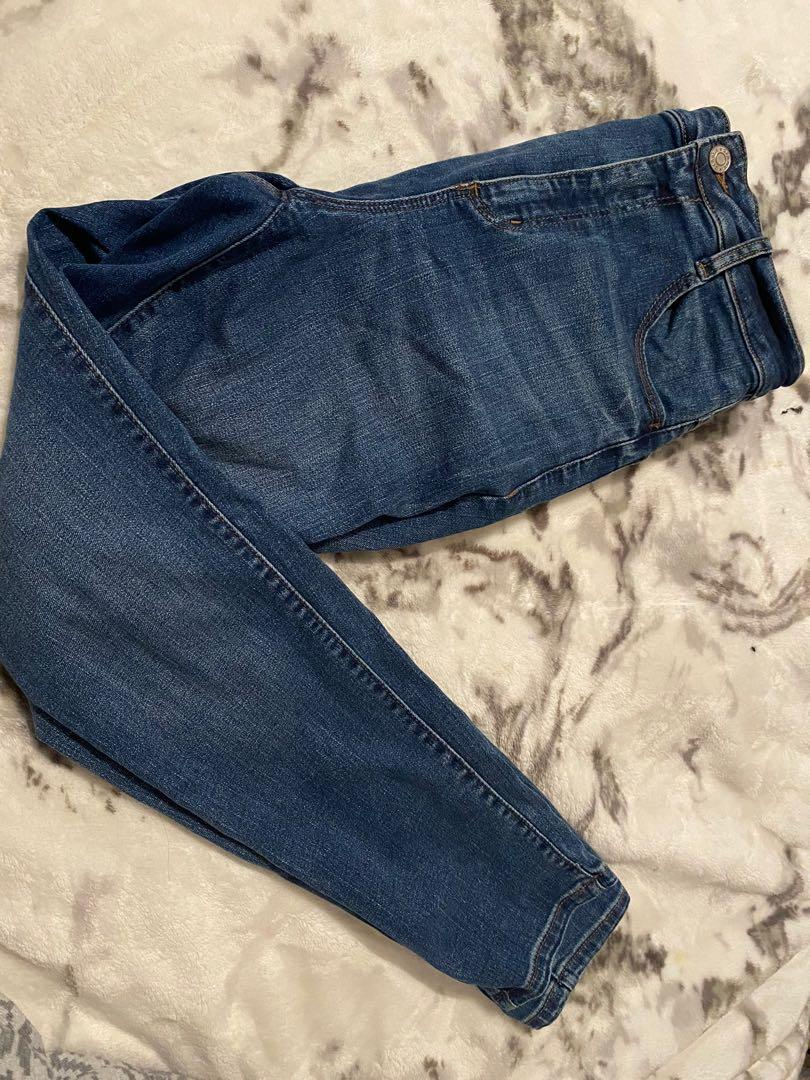 GARAGE EXTREME HIGH RISE JEANS