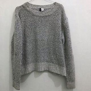 H&M Grey Sweater